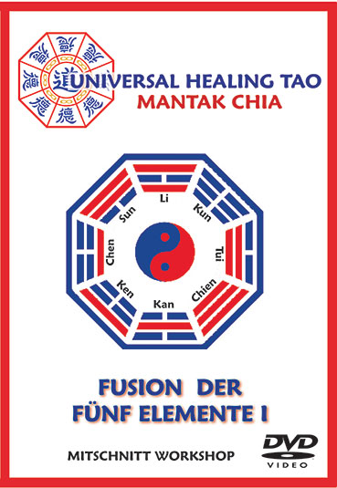 DVD Fusion of the 5 Elements - Level I