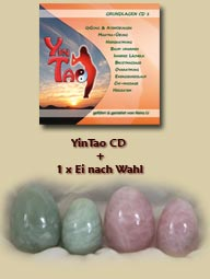 SET: Energy-Egg & YinTao-QiGong-CD