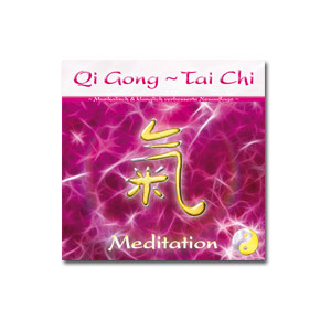 CD: Qigong Meditation