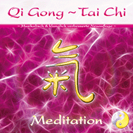 CD - QiGong - Tai Chi - Meditation