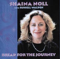CD - Shaina Noll: Bread for the journey
